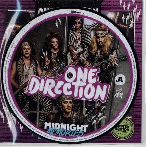One Direction Midnight Memories - RSD UK 7