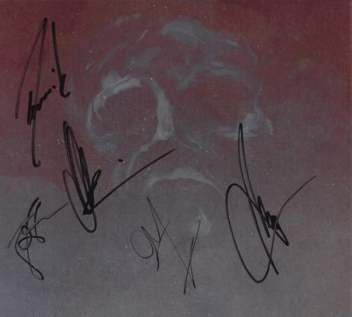 Opeth Pale Communion - Autographed 2-disc CD/DVD set UK OEP2DPA712663
