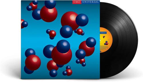 Orchestral Manoeuvres In The Dark Universal - Remastered - 180 Gram - Sealed vinyl LP album (LP record) UK OMDLPUN773187