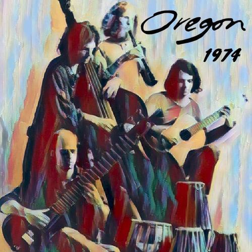 Oregon 1974 (Nineteen Seventy Four) - Sealed 2 CD album set (Double CD) German OR12CNI776093