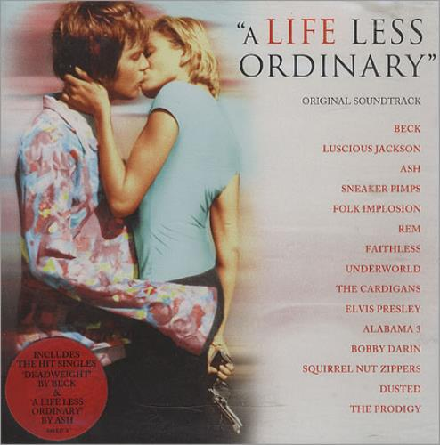Original Soundtrack A Life Less Ordinary CD album (CDLP) UK OSTCDAL247357