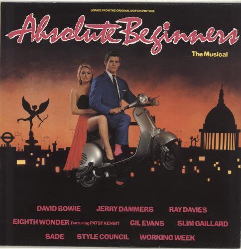 Original Soundtrack Absolute Beginners - Complete vinyl LP album (LP record) UK OSTLPAB690435