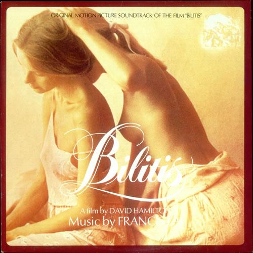 Original Soundtrack Bilitis vinyl LP album (LP record) UK OSTLPBI528000