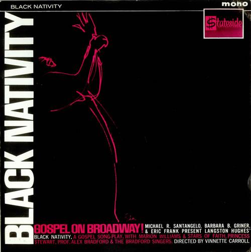 Original Soundtrack Black Nativity vinyl LP album (LP record) UK OSTLPBL271835