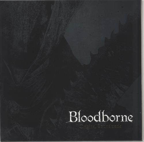 Original Soundtrack Bloodborne 2-LP vinyl record set (Double Album) UK OST2LBL740100