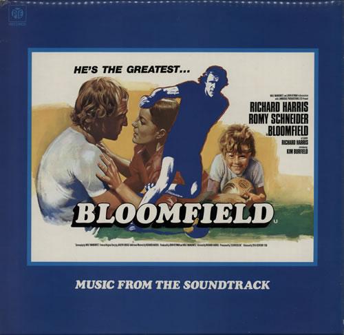 Original Soundtrack Bloomfield vinyl LP album (LP record) UK OSTLPBL584433
