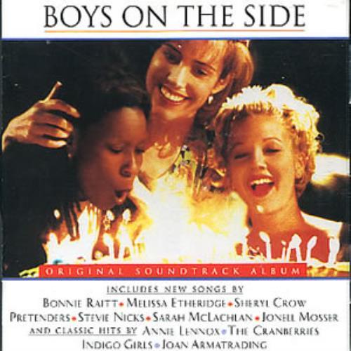 Original Soundtrack Boys On The Side CD album (CDLP) US OSTCDBO283886