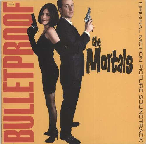 Original Soundtrack Bulletproof vinyl LP album (LP record) US OSTLPBU695811