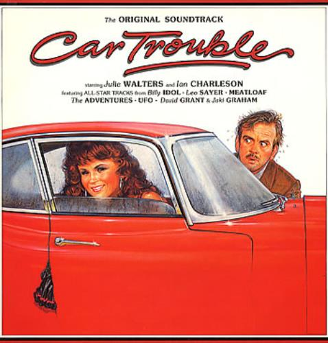 Original Soundtrack Car Trouble vinyl LP album (LP record) UK OSTLPCA289844