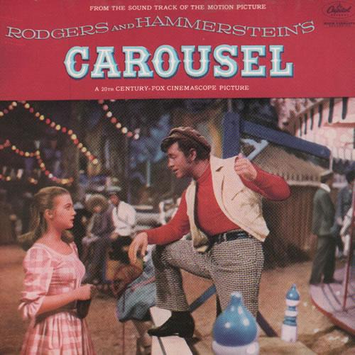 "Original Soundtrack Carousel - Part 1 7"" vinyl single (7 inch record) UK OST07CA634585"