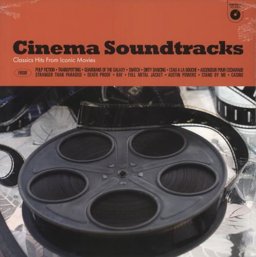 Original Soundtrack Cinema Soundtracks: Classics Hits From Iconic Movies - Sealed vinyl LP album (LP record) French OSTLPCI740890