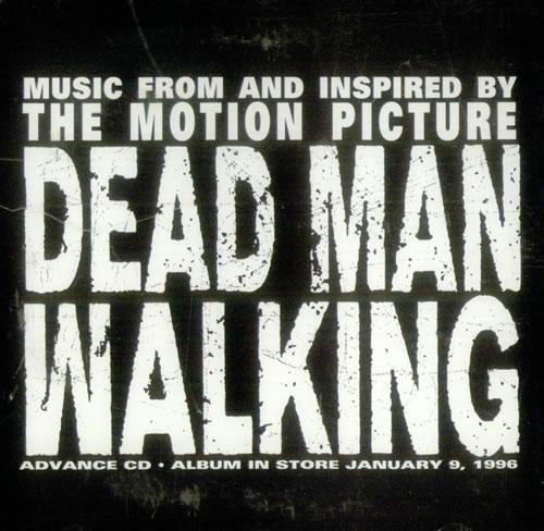 Original Soundtrack Dead Man Walkin' CD album (CDLP) US OSTCDDE60114