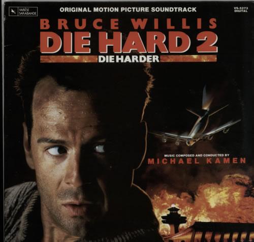 Original Soundtrack Die Hard 2: Die Harder vinyl LP album (LP record) German OSTLPDI624285