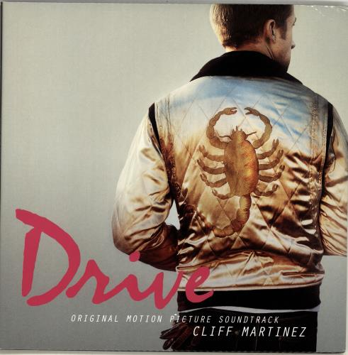 Original Soundtrack Drive - 180gram Clear & Splattered Vinyl 2-LP vinyl record set (Double Album) UK OST2LDR705199