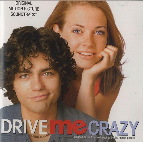 Original Soundtrack Drive Me Crazy CD album (CDLP) UK OSTCDDR495433
