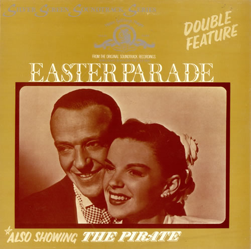 Original Soundtrack Easter Parade & The Pirate vinyl LP album (LP record) UK OSTLPEA496721