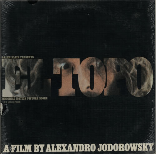Original Soundtrack El Topo - Sealed vinyl LP album (LP record) US OSTLPEL595018