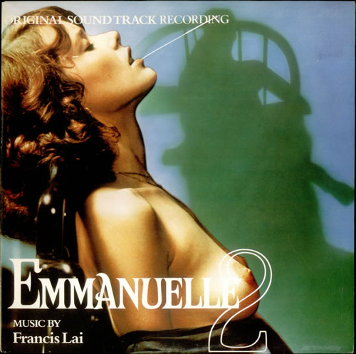 Original Soundtrack Emmanuelle II vinyl LP album (LP record) UK OSTLPEM536830
