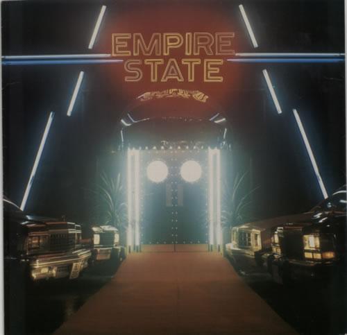 "Original Soundtrack Empire State 12"" vinyl single (12 inch record / Maxi-single) UK OST12EM596641"