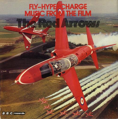 """Original Soundtrack Fly / Hypercharge 7"""" vinyl single (7 inch record) UK OST07FL550298"""
