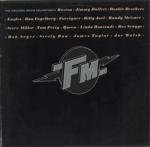 Original Soundtrack FM: The Original Movie Soundtrack 2-LP vinyl record set (Double Album) UK OST2LFM332333