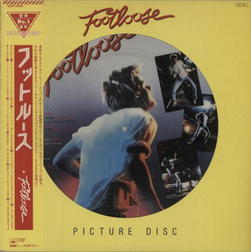 Original Soundtrack Footloose Original Sound Track Japanese