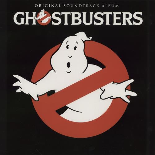 Original Soundtrack Ghostbusters vinyl LP album (LP record) UK OSTLPGH754585