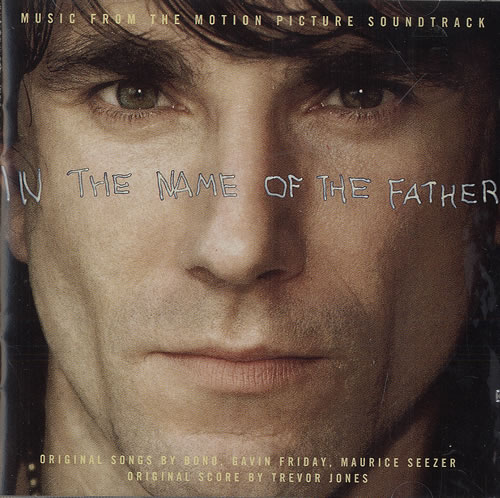 Original Soundtrack In The Name Of The Father CD album (CDLP) US OSTCDIN481129