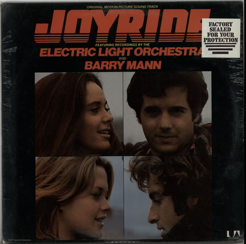 Original Soundtrack Joyride - Sealed vinyl LP album (LP record) US OSTLPJO624901