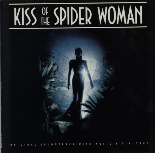 Original Soundtrack Kiss Of The Spider Woman vinyl LP album (LP record) UK OSTLPKI590760