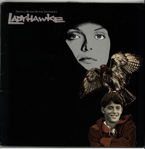 Original Soundtrack Ladyhawke vinyl LP album (LP record) German OSTLPLA637673