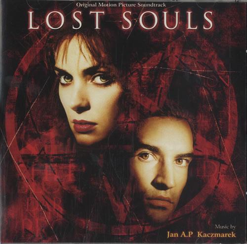 Original Soundtrack Lost Souls US CD album (CDLP) (449577)