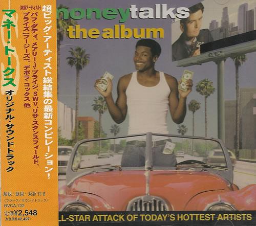 Original Soundtrack Money Talks CD album (CDLP) Japanese OSTCDMO487480