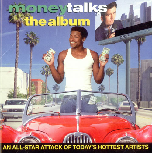 Original Soundtrack Money Talks CD album (CDLP) UK OSTCDMO503672