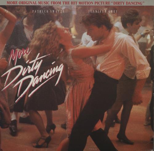 Original Soundtrack More Dirty Dancing vinyl LP album (LP record) German OSTLPMO425253