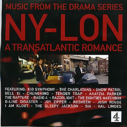 Original Soundtrack Ny-Lon: A Transatlantic Romance CD-R acetate UK OSTCRNY300268