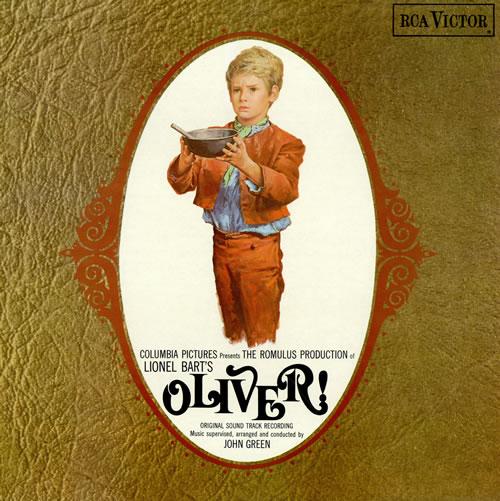 Original Soundtrack Oliver! - 2nd vinyl LP album (LP record) UK OSTLPOL461671
