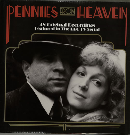 Original Soundtrack Pennies From Heaven vinyl LP album (LP record) UK OSTLPPE567569