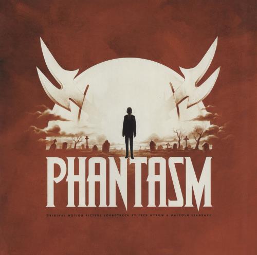 Original Soundtrack Phantasm - 180gm vinyl LP album (LP record) US OSTLPPH754603