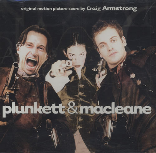 Original Soundtrack Plunkett & Macleane CD album (CDLP) UK OSTCDPL434826