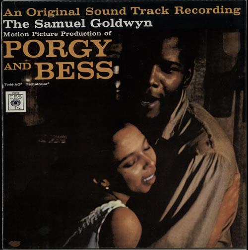 Original Soundtrack Porgy And Bess vinyl LP album (LP record) UK OSTLPPO630226