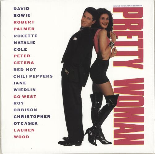 Original Soundtrack Pretty Woman vinyl LP album (LP record) US OSTLPPR713477