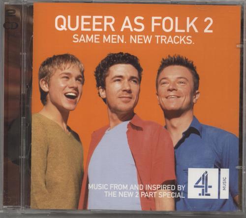Original Soundtrack Queer As Folk 2 - Same Men. New Tracks 2 CD album set (Double CD) UK OST2CQU718022