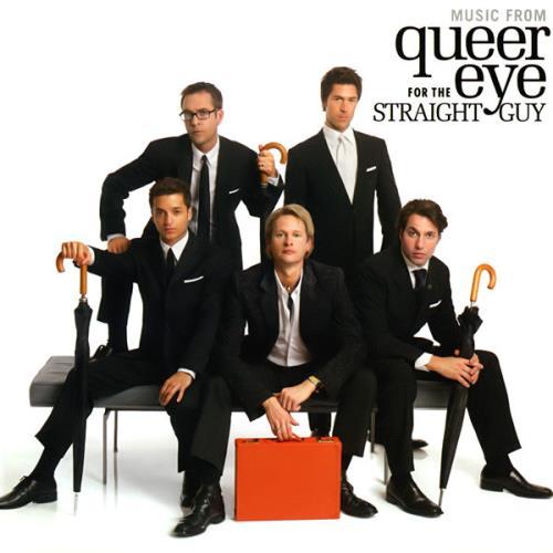 Original Soundtrack Queer Eye For The Straight Guy CD album (CDLP) US OSTCDQU275432