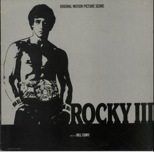 Original Soundtrack Rocky III - EX vinyl LP album (LP record) UK OSTLPRO624157
