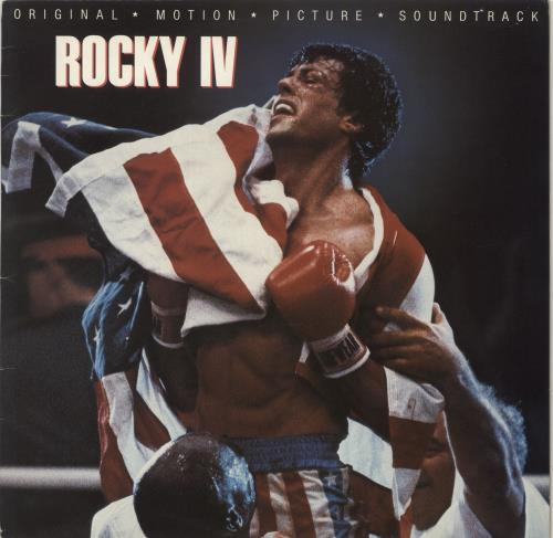 Original Soundtrack Rocky IV vinyl LP album (LP record) UK OSTLPRO298544