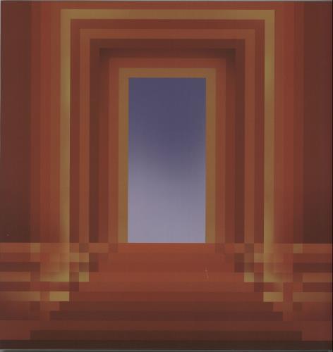 Original Soundtrack Room 237 - Orange & Red Vinyl + CD vinyl LP album (LP record) UK OSTLPRO647864