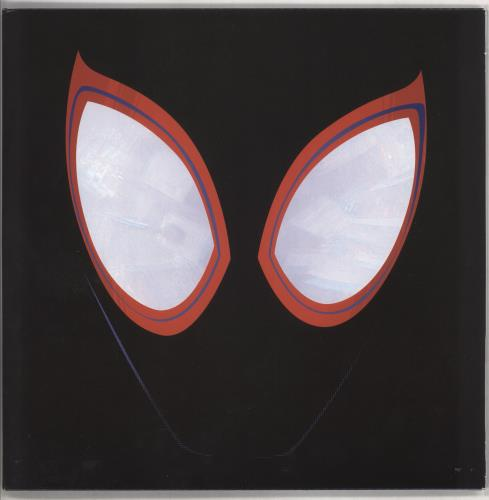 Original Soundtrack Spider-Man: Into the Spider-Verse vinyl LP album (LP record) US OSTLPSP738246