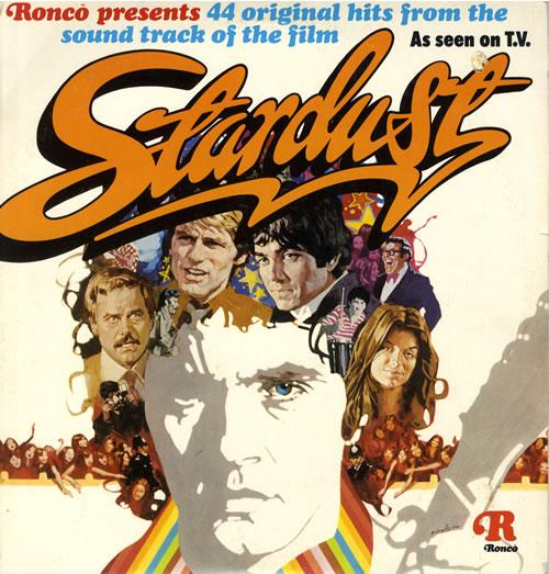 Original Soundtrack Stardust - EX 2-LP vinyl record set (Double Album) UK OST2LST557619