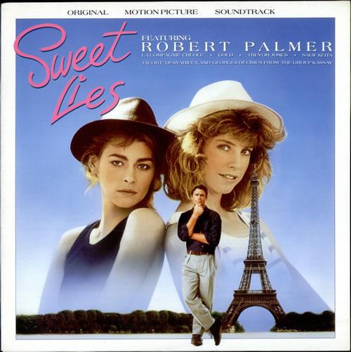 Original Soundtrack Sweet Lies vinyl LP album (LP record) UK OSTLPSW506356